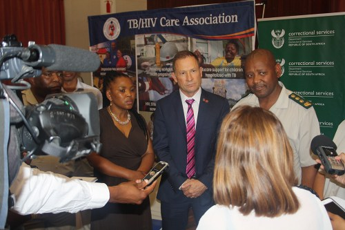Doubling TB case-finding among inmates – the success of partnership in Pollsmoor