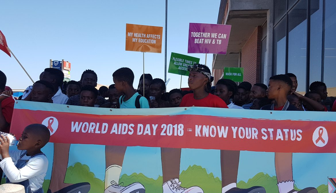 World AIDS Day Event: Khayelitsha