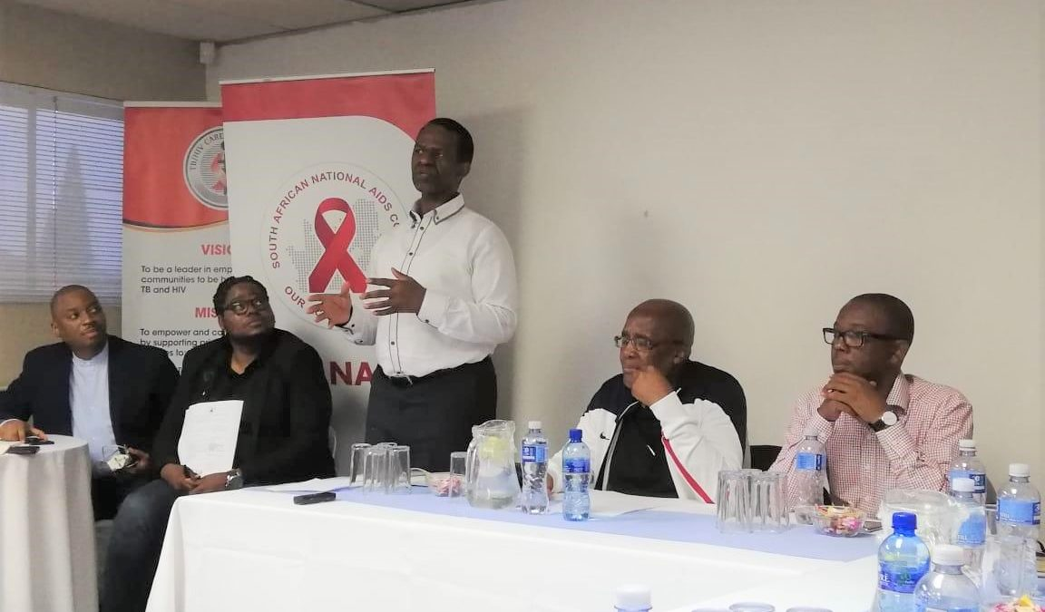 Minister of Health visits TB HIV Care's Drop-in Centre in eThekwini